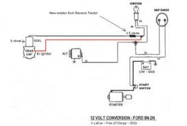 ford tractor wiring diagram wiring diagram and hernes wiring diagram ford 600 sel tractor the