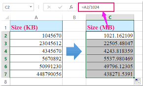 Bits And Bytes Conversion Chart How To Convert Between Kb And Mb Gb Tb And Vice Versa