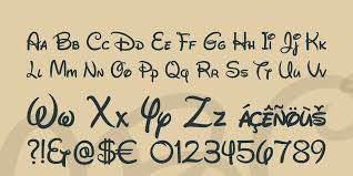 Cool Fonts To Write In Waltograph Font Family 1001 Fonts