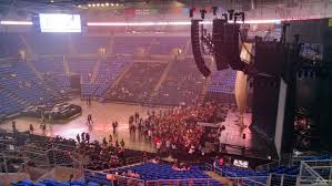 Chaifetz Arena Section 202 Concert Seating Rateyourseats Com