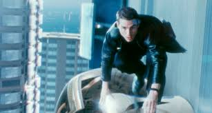 minority report blu ray review steven spielberg tom cruise collider paramount s