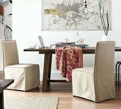 slipcovered dining chair slipcovers for dining chairs without arms uk