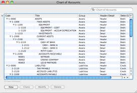 Chart Of Accounts For Technology Company Luca For Mountain Lion