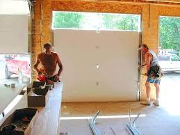 marvelous rough opening for 8x10 garage door contemporary exterior