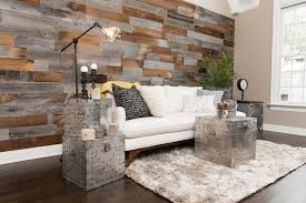 accent decor for living room wood wall unusual photos design faux
