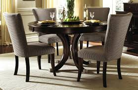 black round dining table set dining room dark wood dining table sets great furniture trading company