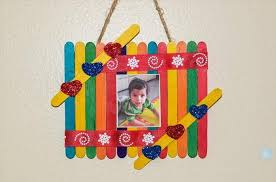 diy kids photo frame