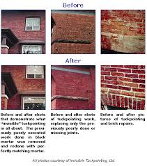 Tuckpointing How To Achieve A Good Color Match