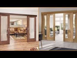 latest sliding door design ideas glass