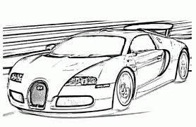 Small Picture Bugatti Veyron Sports Fast Car Coloring Pages Free Online Cars