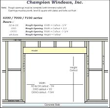 standard door height usa double garage door dimensions mon overhead garage door sizes garage door ideas