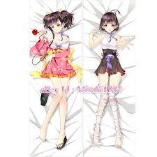 dakimakura pillow aitai kuji yuri on official dakimakura pillow