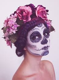 plete the look with a large flower crown and black lace clothing and you re done happy