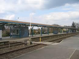 Erftstadt station