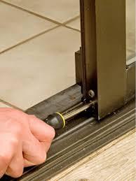 lovable patio door glass repair sliding patio door repairs how to repair any door in your house