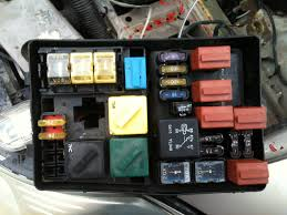 ford contour 1998 fuse box diagram ford wiring diagrams