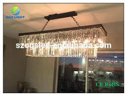 odeon glass fringe rectangular chandelier light clear glass fringe rectangular chandelier glass fringe rectangular chandelier