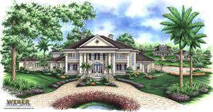 Plantation Design Big House Mediterranean Plans Porch Plantation Home Designs