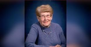 Hazel Mae Peterson Obituary - Visitation & Funeral Information