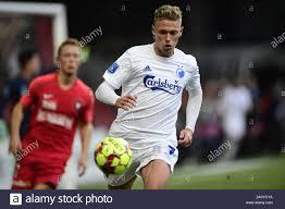Copenhagen, Denmark. 22nd Sep, 2019. Viktor Fischer, FC Copenhagen during the  Superleague soccer match between FC