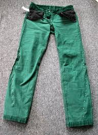 turn flare pants into skinny pants