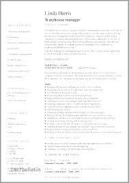 Assistant Warehouse Manager Job Description Warehouse Manager Job Description Resume Sample Inventory Template