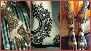 New Sudani Mehndi Design Simple Stylish Hands Feet Sudani Mehndi Designs