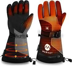New for 2020 - Heated Gloves for Men Women ... - Amazon.com
