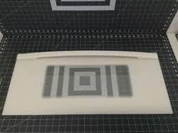 w10514244 microwave oven door handle