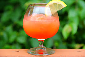 pink flamingo vodka slush a refreshing and flavorful slushy drink perfect for parties and bbqs
