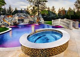 home pools with waterslides. Exellent Pools Intended Home Pools With Waterslides 7