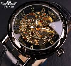 discount top designer watches men 2017 top designer watches for golden dial special full black case bezel men watch top brand luxury designer mechanical watch montre homme male watche top designer watches men deals