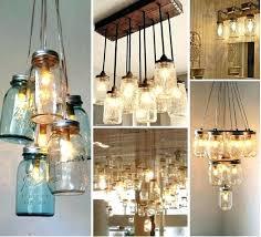 ball jar lighting. Ball Jar Light Lamp Lanterns Pottery Barn . Lighting