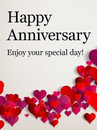 Marriage Anniversary Quotes New Happy Anniversary Much Blessings For Many More Years Together HB