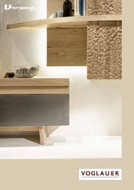 Folder V Organo Living Catalogue Furniture Voglauer