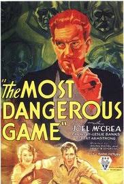 the most dangerous game imdb the most dangerous game poster