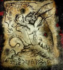 dreams of forgotten aeons and strange collossi by mrzarono