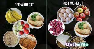 eat before and after a morning workout