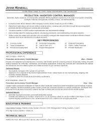 Inventory Controller Resumes Inventory Resume Skinalluremedspa Com