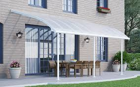 types of awnings the home depot