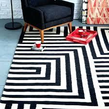 ikea black and white rug post black and white striped area rug ikea