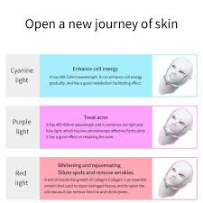 Blue Light Therapy Wavelength Nutralight Led Light Therapy Mask Chillihome Com