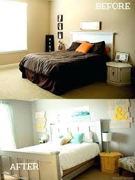 Bedroom Before And After Master Bedroom Makeover Before And After Bedroom  Furniture Discounts