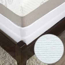 Decorative Box Spring Cover King ProtectABed Mattress Pads Pillow Covers Pillows Tencel Sheets 93
