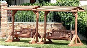 garden bench google search outdoor swing with canopy porch frame patio cover wooden bed free standing canopy swing outdoor bed with swinging wooden