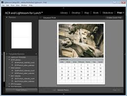 Create A Calendar Template Free Download 2019 2020 2021 Lightroom Calendar Template