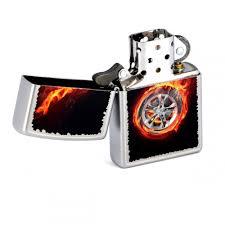 <b>Зажигалка ZIPPO</b> 205 <b>Tire</b> On Fire купить на Zippo.ru