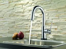 Touch Technology Kitchen Faucet Some Color Options For Delta Kitchen Faucet Kitchen Shower Single