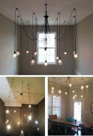 urban industrial chandelier light lamp pendant antique