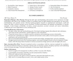 Sales Associate Resume Template Or An Enthusiastic Newcomer These ...